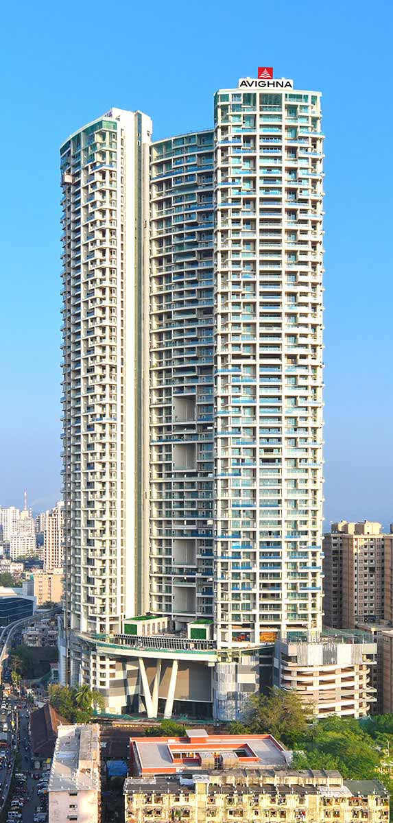 Luxurious flats in Mumbai